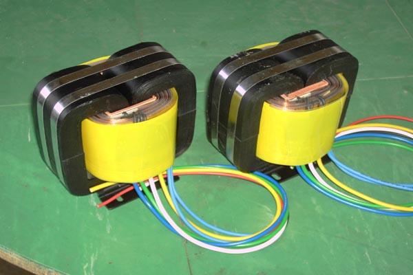 C core transformer